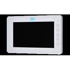 Видеодомофон RVi-VD7-22 (белый корпус)