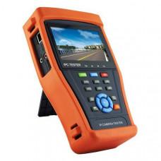 Тестер для видеонаблюдения AVT IPTEST 4300 TDR