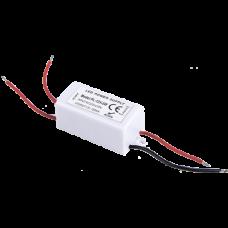 Ecola LED strip Power Supply 6W 220V-12V IP20 блок питания