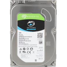 "Жесткий диск SEAGATE Skyhawk ST1000VX005, 1Тб, HDD, SATA III, 3.5"""