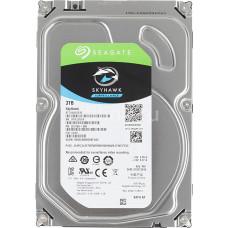 "Жесткий диск SEAGATE Skyhawk ST3000VX010, 3Тб, HDD, SATA III, 3.5"""